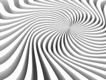 Abstract White Geometric Futuristic Background Royalty Free Stock Photos