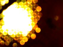 Abstract. White gold brown yellow blurs background Royalty Free Stock Image