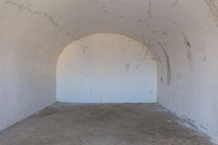 Abstract white interior Royalty Free Stock Photography
