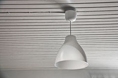 Abstract white interior Royalty Free Stock Photo