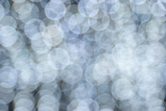 Abstract white lights Royalty Free Stock Image
