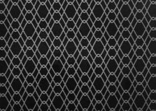 Abstract white line on black background wallpaper royalty free illustration