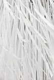 Abstract white paper strips pattern Royalty Free Stock Image