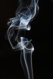 Abstract white smoke. Royalty Free Stock Images