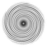 Abstract white swirl twisted background Stock Images