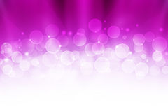 Abstract white to pink background Royalty Free Stock Images