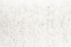 Abstract white wadding background. Royalty Free Stock Photo