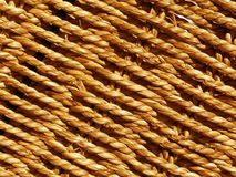 Abstract wicker baslet texture. Stock Photo