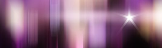 Abstract wide banner Royalty Free Stock Image