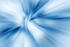Abstract Wind. Abstract Blue Fractal Background Design Stock Photo