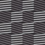 Abstract windend patroon - naadloze achtergrond - leertextuur stock illustratie