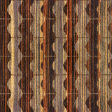 Abstract winding pattern - seamless background - Ebony wood Stock Photos