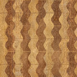 Abstract winding pattern - seamless background - wooden texture Royalty Free Stock Images