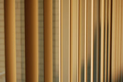Abstract Window Blinds royalty free stock images