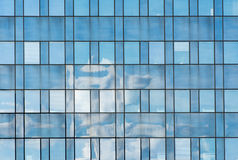 Abstract Window Facade Stock Photo