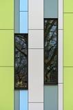 Abstract windows Stock Photo