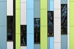 Abstract windows Stock Images