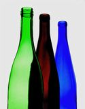 Abstract Wine Glassware. Abstract wine glassware  background design Stock Images