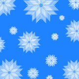 Abstract winter background Royalty Free Stock Image