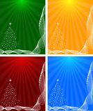 Abstract winter background Royalty Free Stock Images