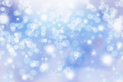 Abstract Winter background. Stock Photos