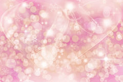 Abstract Winter background. Royalty Free Stock Image
