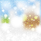 Abstract winter background. Abstract blue white winter background Royalty Free Stock Photos