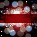 Abstract winter background. Abstract red white winter background Stock Images