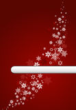 Abstract winter background. Royalty Free Stock Photography