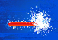 Abstract winter background.Vector Royalty Free Stock Photo