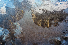 Abstract winter blurred background Royalty Free Stock Image