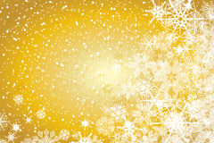Abstract winter Christmas background Stock Photography