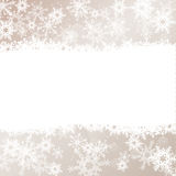Abstract winter holidays background Stock Images