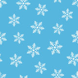 Abstract winter seamless background Royalty Free Stock Image