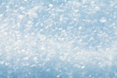 Abstract winter snow background Stock Photos