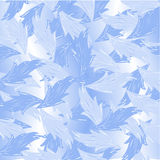 Abstract winter wallpaper Stock Images