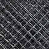 Abstract wire fence 3d illustration Stock Images