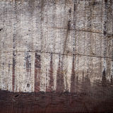 Abstract wood aged weathered rough grain surface texture Stock Images