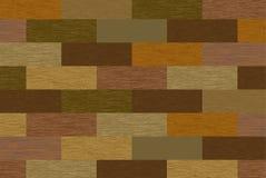 Abstract wood blocks Stock Photos