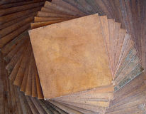 Abstract wood board Royalty Free Stock Image