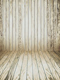 Abstract Wood Plank and wall Background Stock Photo