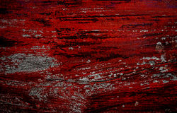 Abstract wood planks blood color for background Royalty Free Stock Image