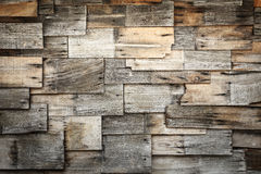 Abstract of wood shingles background Royalty Free Stock Image