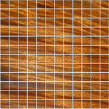 Abstract wooden blocks - different colors - Interior wall panel Royalty Free Stock Photo