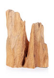 Abstract wooden carving Stock Photo