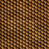 Abstract wooden grid - seamless background Stock Photos