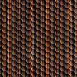 Abstract wooden grid - seamless background - Ebony wood Stock Photos