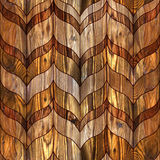 Abstract wooden paneling pattern - seamless background - wood texture. Abstract wooden paneling pattern - seamless background, wood texture Stock Image