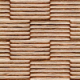 Abstract wooden paneling - seamless background - Blasted Oak Stock Photos