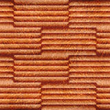 Abstract wooden paneling - seamless background - Carpathian Elm Stock Photo
